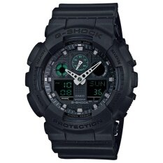 ซื้อ Casio G Shock นาฬิกาข้อมือสุภาพบุรุษ รุ่น Ga 100Mb 1A สีดำ ออนไลน์ กรุงเทพมหานคร