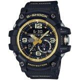 ราคา Casio G Shock Men S Black And Gold Resin Strap Watch Gg 1000Gb 1A ใหม่