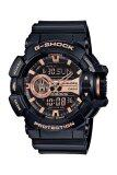 ขาย Casio G Shock Men S Black And Rose Gold Resin Strap Watch Ga 400Gb 1A4 เป็นต้นฉบับ
