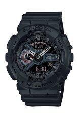 ส่วนลด Casio G Shock Men S Black Resin Strap Watch Ga 110Mb 1A Casio G Shock ใน ฮ่องกง