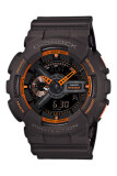ส่วนลด Casio G Shock Men S Black Resin Strap Watch Ga 110Ts 1A4 Casio G Shock ใน ฮ่องกง