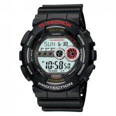 ราคา Casio G Shock Men S Black Resin Strap Watch Gd 100 1A เป็นต้นฉบับ