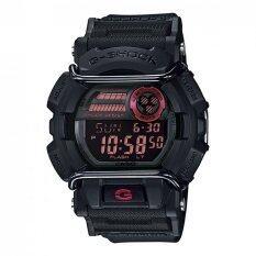 ขาย Casio G Shock Men S Black Resin Strap Watch Gd 400 1 Casio G Shock ใน ฮ่องกง