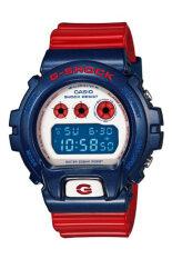 ขาย Casio G Shock Men S Blue Resin Strap Watch Dw 6900Ac 2 Casio G Shock ออนไลน์