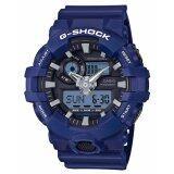 ราคา Casio G Shock Men S Blue Resin Strap Watch Ga 700 2A Intl ใหม่ล่าสุด