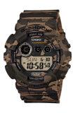 โปรโมชั่น Casio G Shock Men S Camouflage Resin Strap Watch Gd 120Cm 5