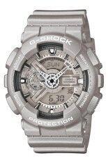 ขาย Casio G Shock Men S Resin Strap Watch Silver Ga 110Bc 8A Casio G Shock ออนไลน์