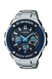 ความคิดเห็น Casio G Shock Men S Silver Metal Strap Watch Gst S100D 1A2