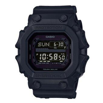 Casio G-SHOCK นาฬิกาข้อมือผู้ชายสีดำสายเรซิ่น Bnad GX-56BB-1 ของขวัญสำหรับ ผู้ชาย/เด็ก