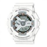ราคา Casio G Shock Men S White Resin Strap Watch Gma S110Cm 7A2 Casio G Shock เป็นต้นฉบับ