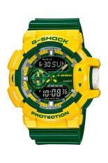 ราคา Casio G Shock Men S Yellow Resin Strap Watch Ga 400Cs 9A ออนไลน์