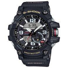 ซื้อ Casio G Shock Mudmaster นาฬิกาข้อมือผู้ชาย สายเรซิ่น รุ่น Gg 1000 1Adr ถูก พะเยา