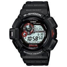 ขาย Casio G Shock นาฬิกาข้อมือ G 9300 1 Black ใหม่