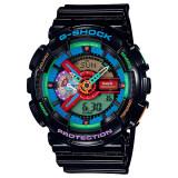 ราคา Casio G Shock นาฬิกาข้อมือผู้ชาย Limited Multi Color รุ่น Ga 110Mc 1A ราคาถูกที่สุด
