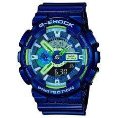 ซื้อ Casio G Shock นาฬิกาข้อมือผู้ชาย Limited Multi Color รุ่น Ga 110Mc 2A ถูก