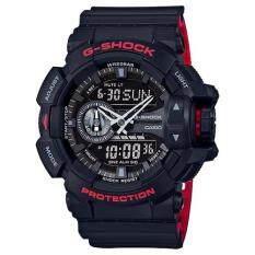 โปรโมชั่น Casio G Shock นาฬิกาข้อมือผู้ชาย สายเรซิ่น รุ่น Ga 400Hr 1A สงขลา