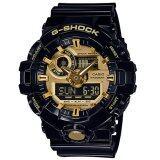 ซื้อ Casio G Shock นาฬิกาข้อมือผู้ชาย สายเรซิ่น รุ่น Ga 710Gb 1A สีดำ ทอง ออนไลน์ กรุงเทพมหานคร