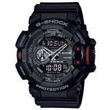 ซื้อ Casio G Shock นาฬิกาข้อมือผู้ชาย สีดำ สายเรซิ่น รุ่น Ga 400 1B ถูก กรุงเทพมหานคร