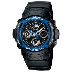 ราคา Casio G Shock นาฬิกาข้อมือ รุ่น Aw 591 2 เป็นต้นฉบับ Casio G Shock