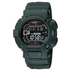ความคิดเห็น Casio G Shock นาฬิกาข้อมือ รุ่น G 9000 3Vdr