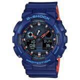 โปรโมชั่น Casio G Shock นาฬิกาข้อมือรุ่น Ga 100L 2Adr ประกัน Cmg 1 ปี ไทย