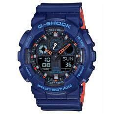 ความคิดเห็น Casio G Shock นาฬิกาข้อมือรุ่น Ga 100L 2Adr ประกัน Cmg 1 ปี