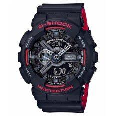 ซื้อ Casio G Shock นาฬิกาข้อมือรุ่น Ga 110Hr 1Adr ประกัน Cmg 1 ปี ออนไลน์ ถูก