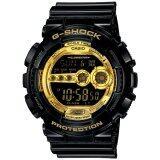ซื้อ Casio G Shock นาฬิกาข้อมือ รุ่น Gd 100Gb 1A Black Gold Casio G Shock เป็นต้นฉบับ