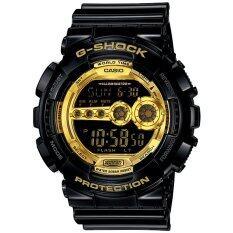 ราคา Casio G Shock นาฬิกาข้อมือ รุ่น Gd 100Gb 1A Black Gold Casio G Shock ออนไลน์
