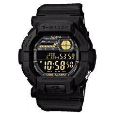 โปรโมชั่น Casio G Shock นาฬิกาข้อมือรุ่น Gd 350 1Bdr ประกัน Cmg 1 ปี Casio G Shock