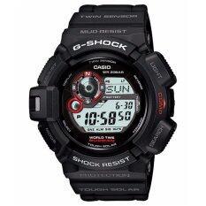 ราคา Casio G Shock นาฬิกาข้อมือรุ่น Mudman G 9300 1Dr ประกัน Cmg 1 ปี