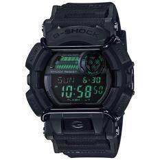 ซื้อ Casio G Shock นาฬิกาข้อมือ สายเรซิ่น รุ่น Gd 400Mb 1 Limited Edition Black ถูก Thailand