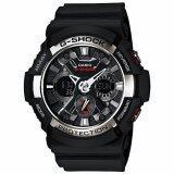 ส่วนลด Casio G Shock นาฬิกาข้อมือ Standard Ana Digital รุ่น Ga 200 1A Black
