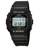 ขาย Casio G Shock นาฬิกาข้อมืผู้ชาย สายเรซิ่น รุ่น Dw 5600E 1Vdf สีดำ