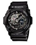 ส่วนลด Casio G Shock ผู้ชายสีดำยางรัดนาฬิกา Ga 300 1 Free Size ฮ่องกง