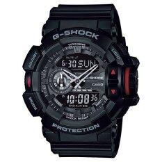 Casio G Shock รุ่น Ga 400 1B Limited Color Black Casio G Shock ถูก ใน สมุทรปราการ