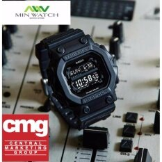 ราคา Casio G Shock ของแท้ Stealth Black King สายเรซิ่น รุ่น Limited Edition Gx 56Bb 1Dr ประกันศูนย์เซ็นทรัลCmg 1 ปี เป็นต้นฉบับ Casio G Shock