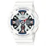 ราคา Casio นาฬิกาข้อมือ G Shock Tri Color Ana Digital รุ่น Ga 120Tr 7Adr Casio G Shock ออนไลน์