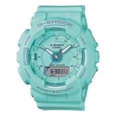 ส่วนลด Casio G Shock นาฬิกาข้อมือผู้หญิงสีเขียวสายหนัง Gma S130 2A Casio G Shock ฮ่องกง