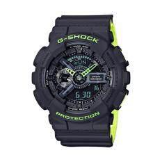 ซื้อ Casio นาฬิกาข้อมือ รุ่น Ga 110Ln 8Adr Casio ถูก