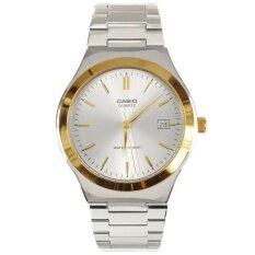 ขาย Casio Gent Quartz นาฬิกาข้อมือสุภาพบุรุษ สีเงิน Stainless Strap รุ่น Mtp 1170G 7Ardf Casio