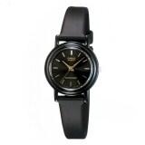 โปรโมชั่น Casio Lady นาฬิกาข้อมือ ผู้หญิง สายเรซิน รุ่น Lq 139Emv 1Aldf สีดำ ใน Thailand