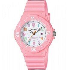 ขาย ซื้อ Casio Lady นาฬิกาข้อมือ รุ่น Lrw 200H 4B2 Pink