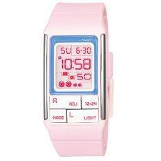 ขาย Casio นาฬิกาข้อมือผู้หญิง รุ่น Ldf 51 4 สีชมพู Casio เป็นต้นฉบับ