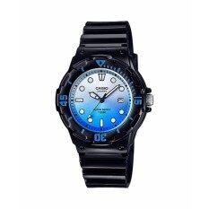 ราคา Casio นาฬิกาข้อมือผู้หญิง รุ่น Lrw 200H 2Evdr ที่สุด