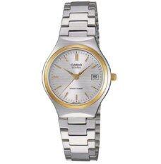 Casio นาฬิกาข้อมือผู้หญิง รุ่น Ltp 1170G 7A สีเงิน ใหม่ล่าสุด