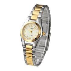 ขาย Casio นาฬิกาข้อมือคุณผู้หญิง รุ่น Ltp 1253Sg 7A มั่นใจ ของแท้ รับประกันศูนย์ 1 ปี ราคาถูกที่สุด