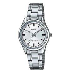 ราคา Casio นาฬิกาข้อมือ ผู้หญิง สายสแตนเลส รุ่น Ltp V005D 7Audf Casio ไทย