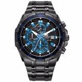 ขาย Casio Men S Classic Fashion Quartz Watch Male Luxury Waterproof Sport Steel Watch Efr 539Bk 1A2V Intl Casio
