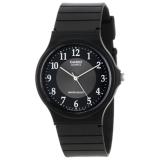 โปรโมชั่น Casio นาฬิกาข้อมือ สายเรซิ่น สีดำ รุ่น Mq 24 1B3Ldf ไทย